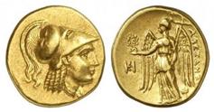 AAN - Grèce hellénistique. Macédoine, Royaume, Alexandre III le Grand