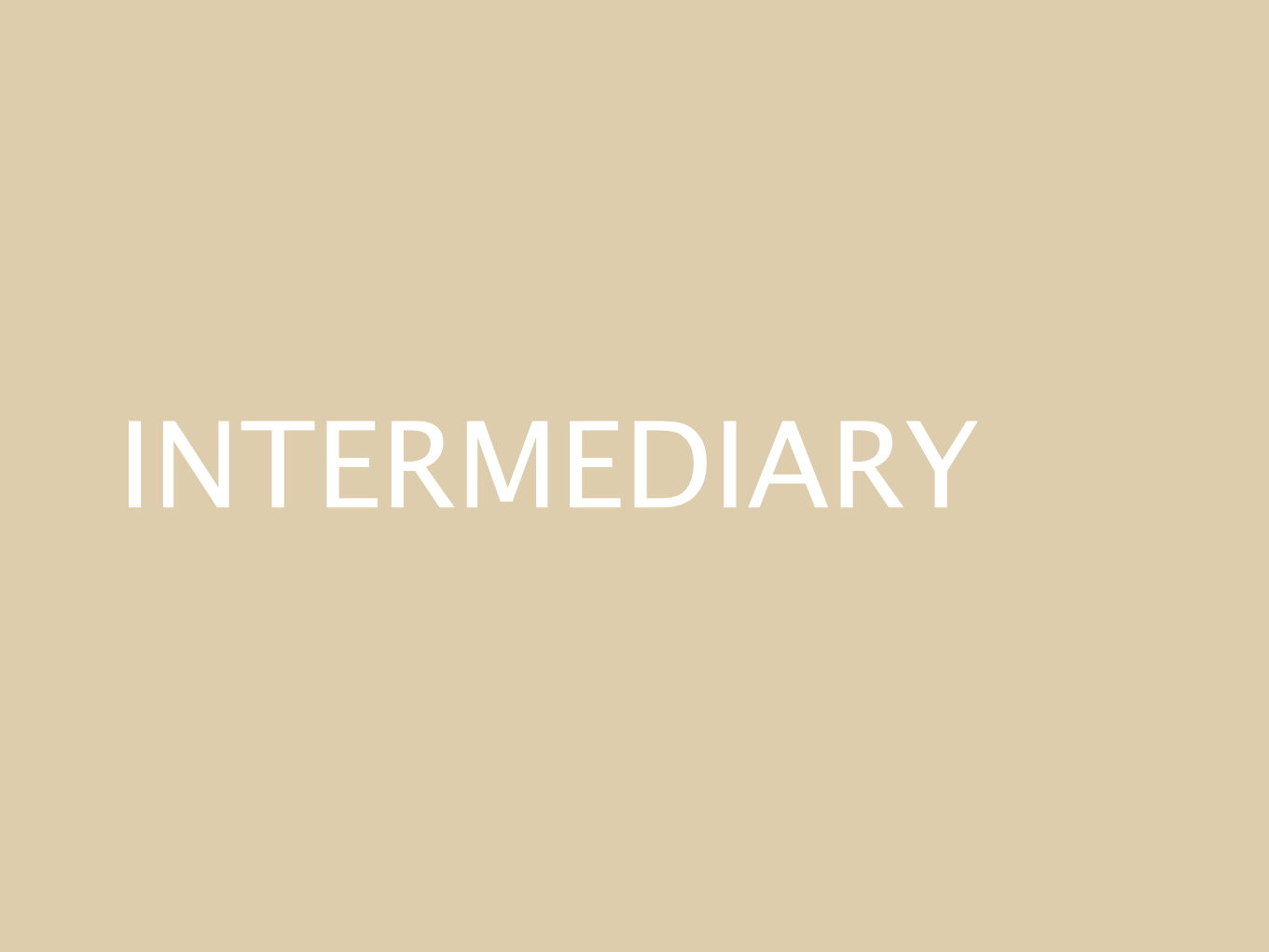 intermediary GWCM Geneva