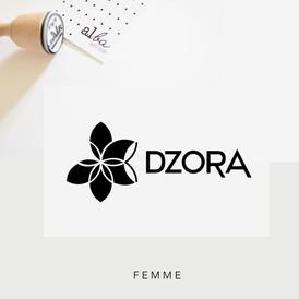 al.ba - logo sur mesure © albagraphicdesign Dzora