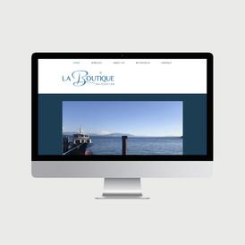 La Boutique relocation site internet - © al.ba, @albagraphicdesign
