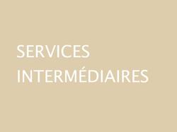 SERVICES INTERMÉDAIRES GWCM