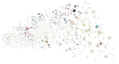 poussière d'étoiles  atelier créatif
