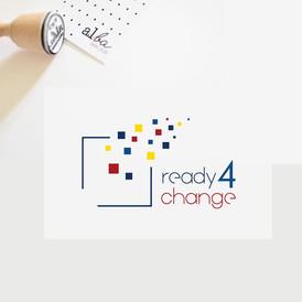 al.ba - logo sur mesure © albagraphicdesign Ready4Change