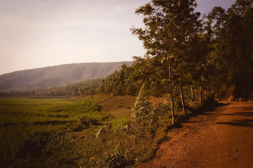 Luc Muhazi, Rwanda