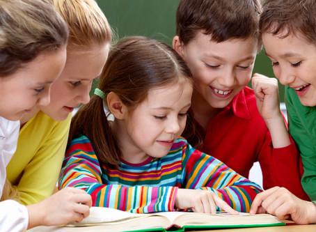 Como estimular a leitura e a educação infantil