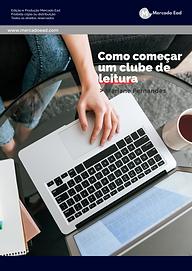 capa - COMO COMEÇAR UM CLUBE DE LEITURA