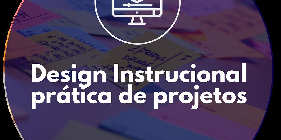 Design Instrucional na Prática de Projetos