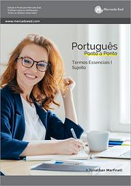 capa - PORTUGUÊS PONTO A PONTO - JONATHA