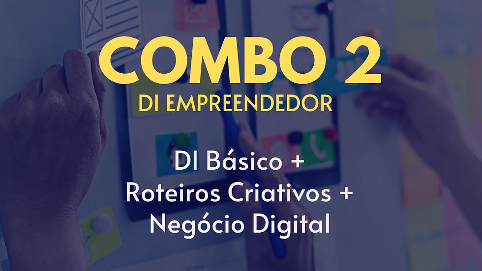 Combo 2 | DI Empreendedor