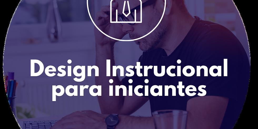 Design Instrucional para Iniciantes