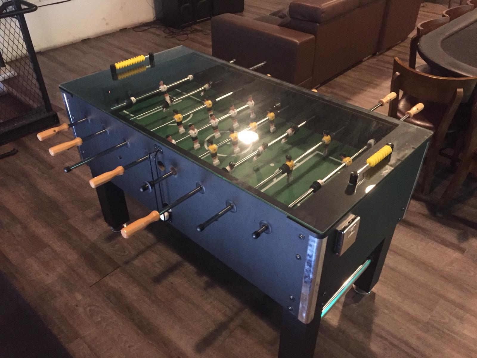 foosball venue rental birthdays