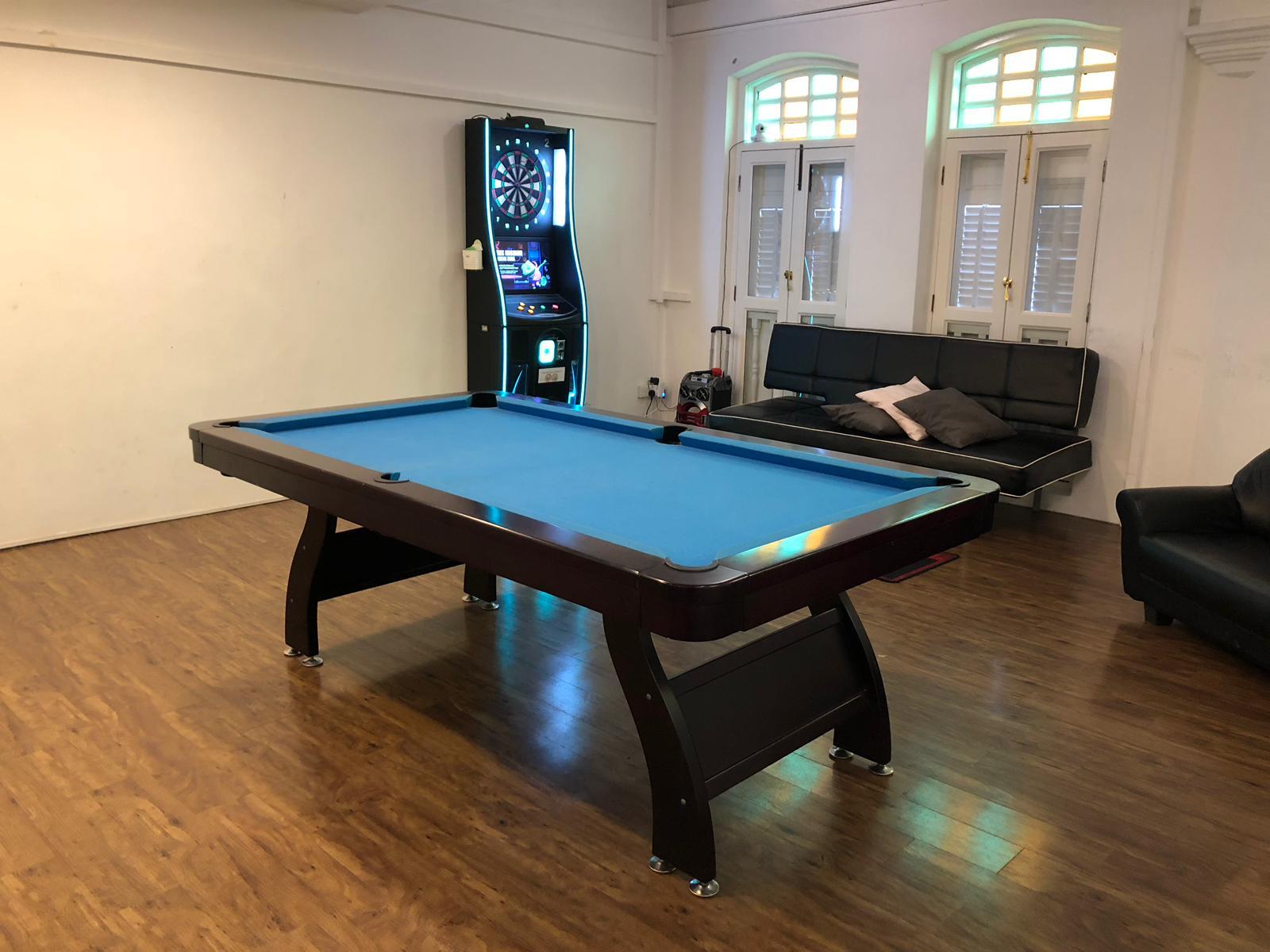 pool table urban tavern venues