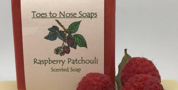 Raspberry Patchouli