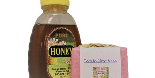 Oatmeal Milk and Honey