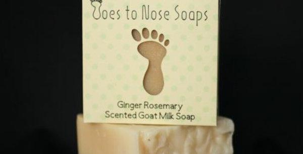 Ginger Rosemary