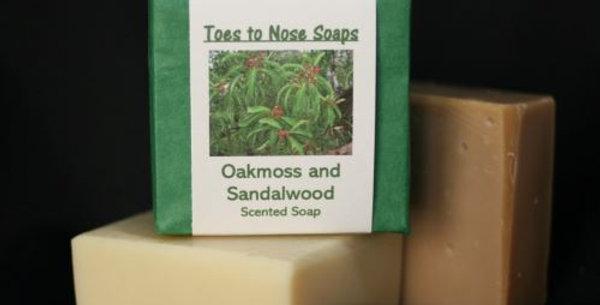 Oakmoss and Sandalwood