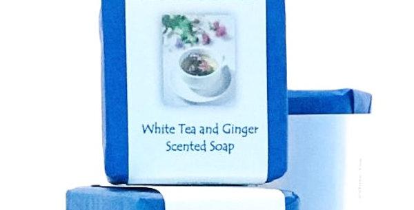 White Tea and Ginger