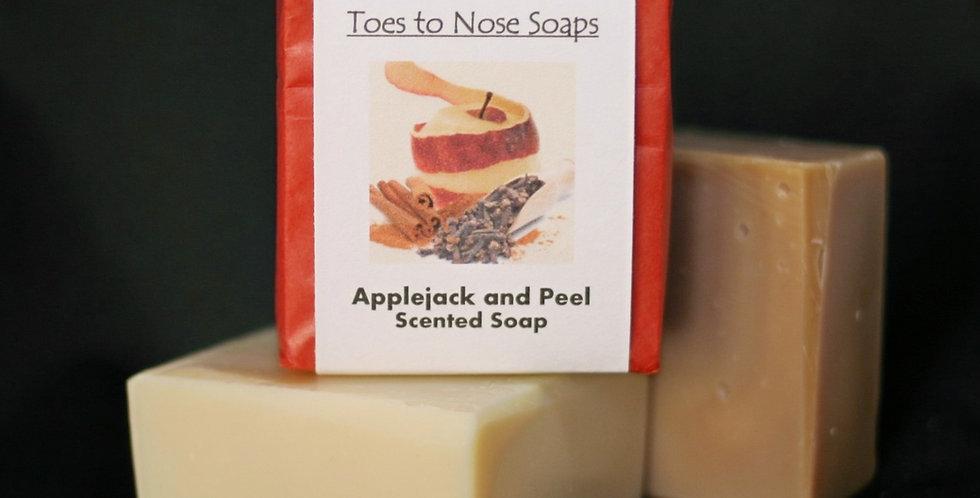 Applejack and Peel