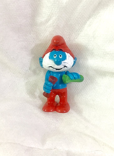 Smurfs figurine
