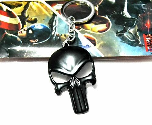 The Punisher keychain