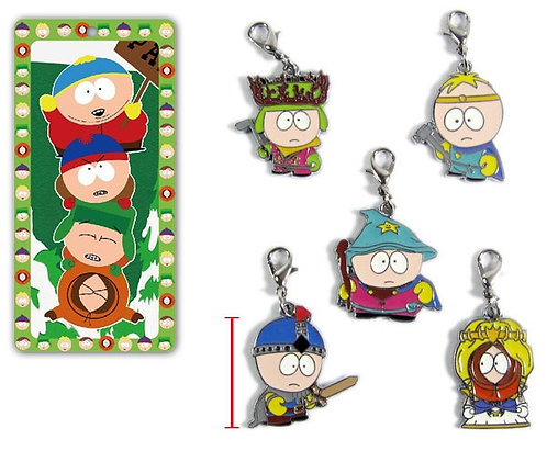 South Park Keychains