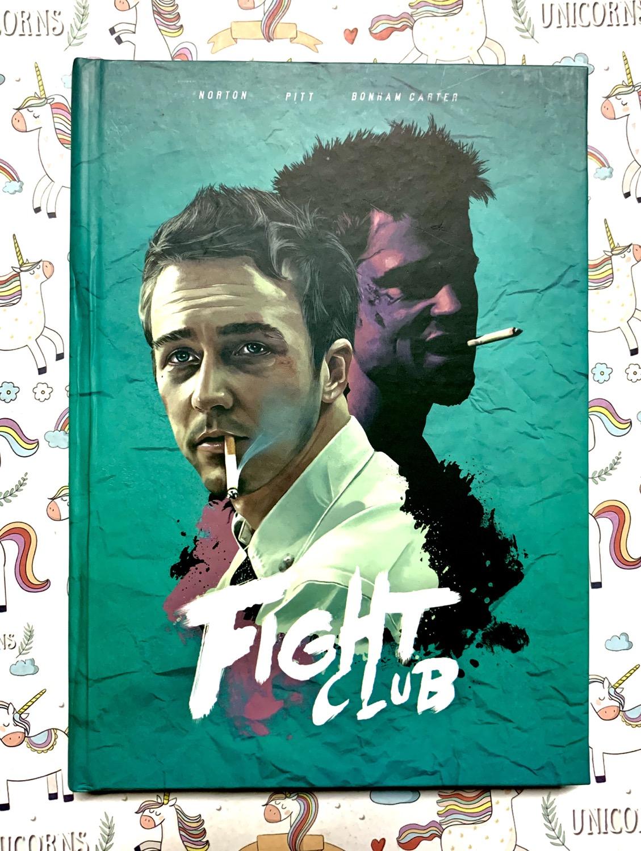 Fight club A5 notebook