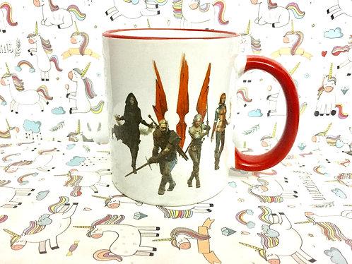 The witcher mug