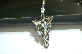The Lord Of The Rings- Evenstar Necklace