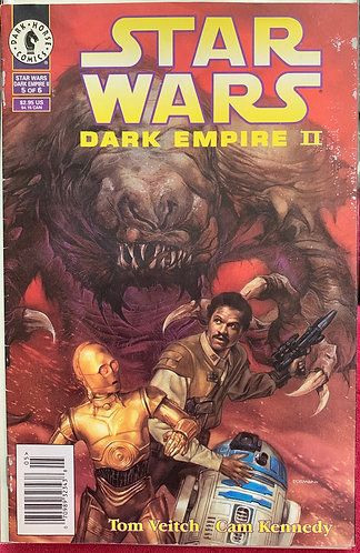 Starwars dark empire 2 volume 5