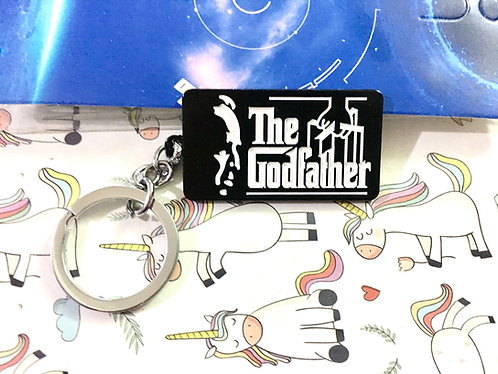 The GodFather keychain