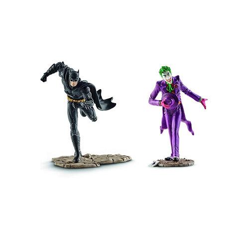 Schleich Batman vs. The Joker  Pack