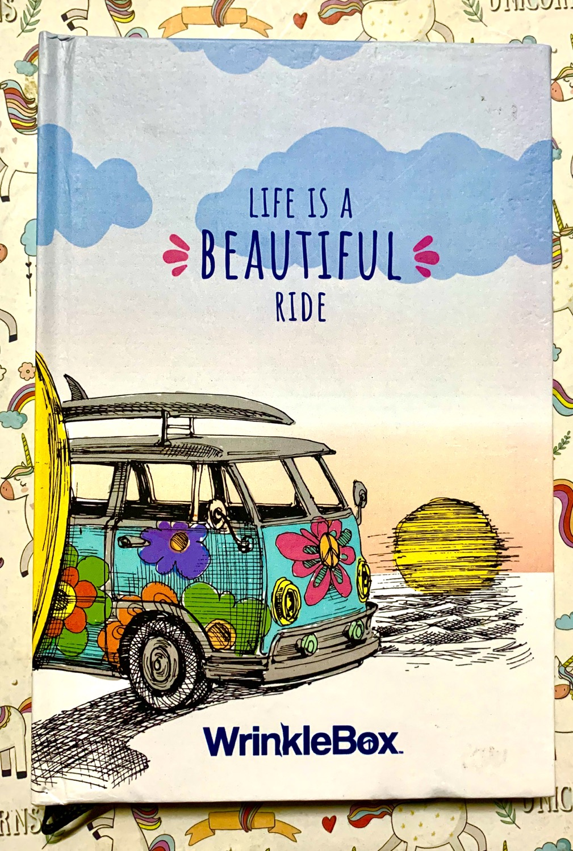 Beautiful ride A5 notebook