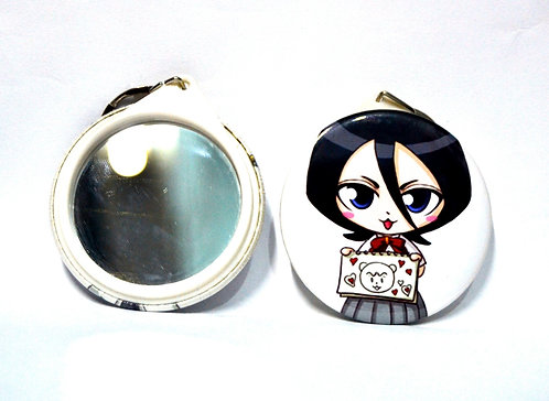 Bleach keychain