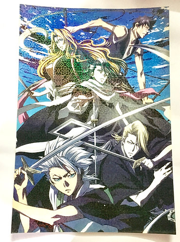 Bleach poster