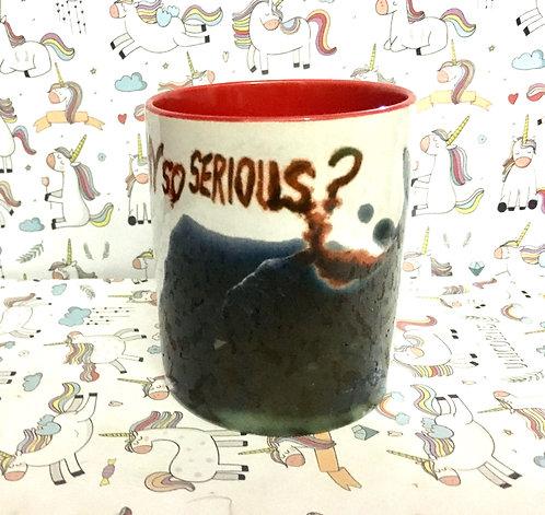 Joker mug ( flaw)