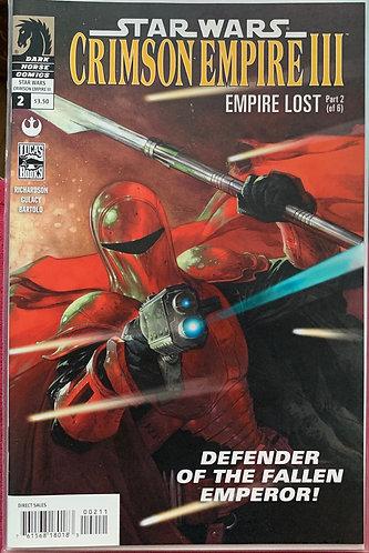 Starwars crimson empire 3 part 2 comicbook