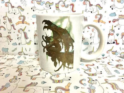Warcraft mug ( flaw)