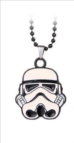 Star wars necklace