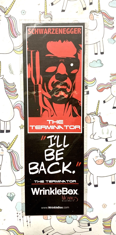 The Terminator bookmark