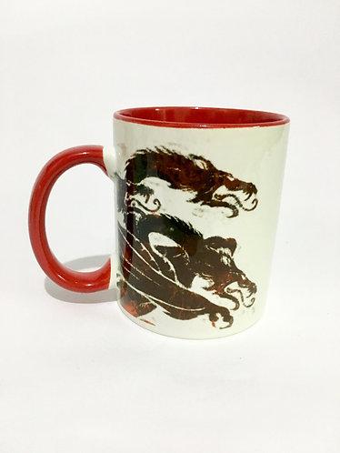 Game of Thrones (House Targaryen) Mug(flaw)