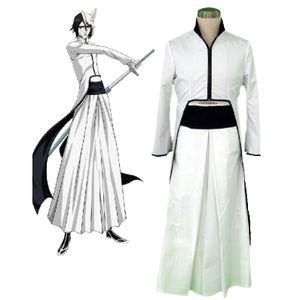 Ulquiorra Cosplay Costume