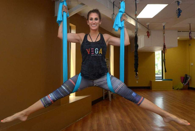 AERIAL FITNESS FUSION