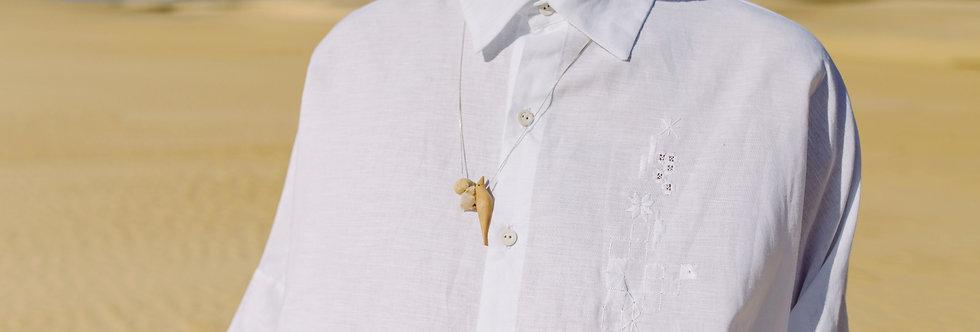 Camisa Alcina • Branco
