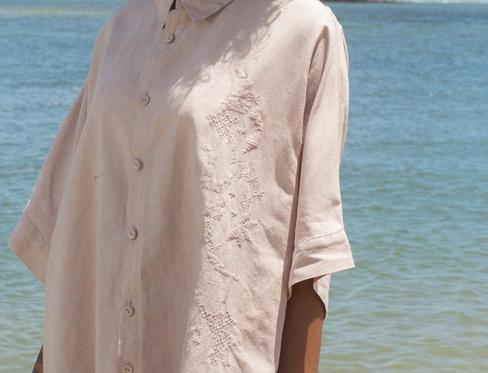 Camisa-vestido Renata • Jurema