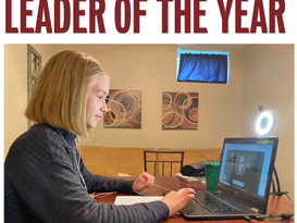 Zion, Belleville, student is Leader of the year