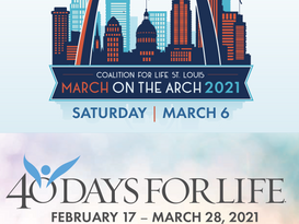 March On The Arch 2021