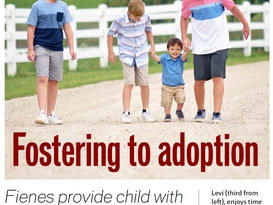 Fostering to adoption