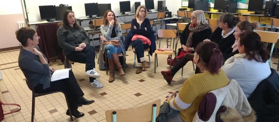 Café des parents du 25 janvier 2019