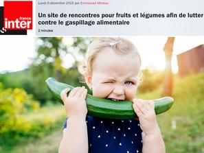 Un site de rencontres pour fruits et légumes afin de lutter contre le gaspillage alimentaire