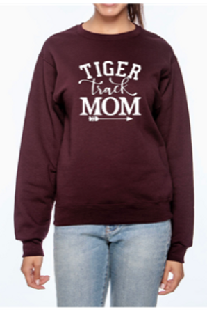 Tiger Track Mom - Sweatshirt
